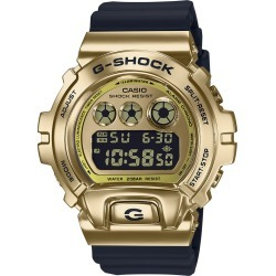 Casio G-SHOCK Standard Digital Watch GM-6900-1 - Black/Silver found on Bargain Bro India from eGlobal Central UK for $148.68
