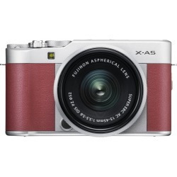 Fujifilm Finepix X-A5 Digital Cameras with 15-45mm f/3.5-5.6 OIS PZ - Pink found on Bargain Bro India from eGlobal Central UK for $423.44