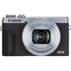 Canon PowerShot G7X Mark III Digital Camera - Silver