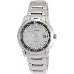 Citizen Eco-Drive Men's Stainless Steel Watch BM7140-54A