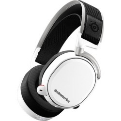 SteelSeries Arctis Pro Wireless Lossless High Fidelity Gaming Headset - White