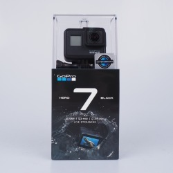 GoPro HERO7 Black 4K Action Camera with Rechargeable Battery AABAT-001-AS