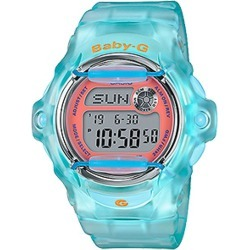 Casio Baby-G Standard Digital Watch BG-169R-2C - Blue found on Bargain Bro India from eGlobal Central UK for $67.92