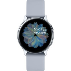 Samsung Galaxy Watch Active 2 R830 40mm Aluminum - Cloud Silver found on Bargain Bro India from eGlobal Central UK for $234.51