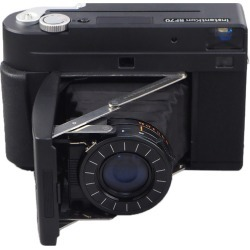 MiNT Camera InstantKon RF70-A Manual Rangefinder Instant Camera with Built-In Flash