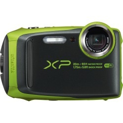 Fujifilm Finepix XP120 Digital Cameras - Lime