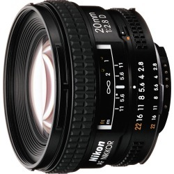 AF   20mm f/2.8D Lens found on Bargain Bro India from eGlobal Central UK for $485.68