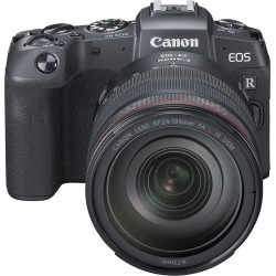 Canon EOS RP Mirrorless Digital Camera with RF 24-105mm Lens