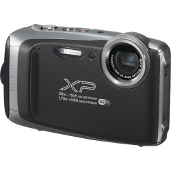 Fujifilm Finepix XP130 Digital Cameras - Silver