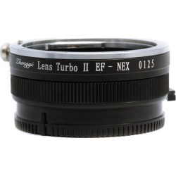 Zhongyi Lens Turbo Adapters ver II for Canon EF Lens to Sony E-Mount Camera found on Bargain Bro India from eGlobal Central UK for $143.30