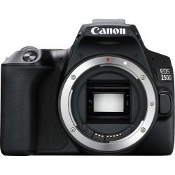 Canon EOS 250D Body Only Digital SLR Camera - Black [kit box]