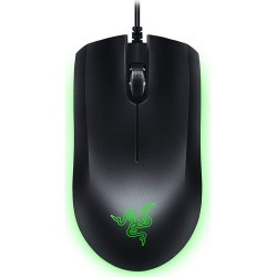 Razer Abyssus Essential Ambidextrous Optical Gaming Mouse - Black