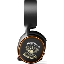 SteelSeries Arctis 5 PUBG Edition Gaming Headset - Black