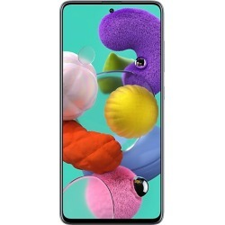 Samsung Galaxy A51 A515 6GB/128GB Dual Sim - Prism Crush Black found on Bargain Bro India from eGlobal Central UK for $303.64