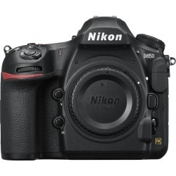 D850 Digital SLR Cameras with MB-D18 Multi Power Battery Pack