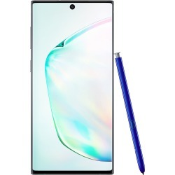 Samsung Galaxy Note 10+ N9750 12GB/256GB Dual Sim with Tempered Glass Screen Protector and Folding Case (Black) - Aura Glow found on Bargain Bro India from eGlobal Central UK for $825.20