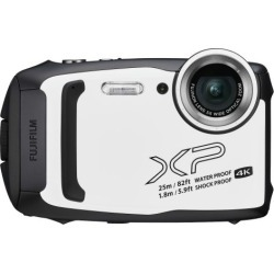 Fujifilm Finepix XP140 Digital Cameras - White