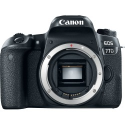 Canon EOS 77D Body Only Digital SLR Camera [kit box]