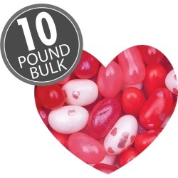 Jelly Belly LOVE Beans Mix - 10 lb Bulk Case