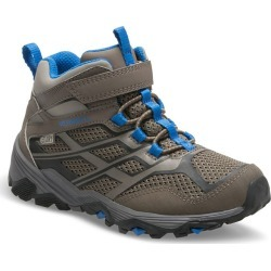 Merrell Boy's Moab Fst Mid A/c Waterproof Hiking Boots found on Bargain Bro India from sunandski.com for $53.82