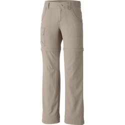 Columbia Girl's Silver Ridge III Convertible Pants found on Bargain Bro India from sunandski.com for $32.82