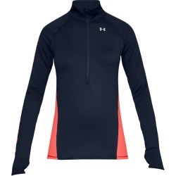 Under Armour Women's Coldgear Armour Graphic Half Zip Jacket found on Bargain Bro India from sunandski.com for $44.83