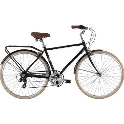 Del Sol Men's Ora 7 Speed Town Bike