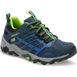 Merrell Boy's Moab Waterproof Hiking Shoes found on Bargain Bro India from sunandski.com for $45.82