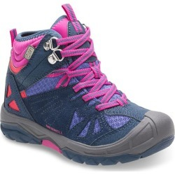Merrell Girl's Capra Waterproof Hiking Boots found on Bargain Bro India from sunandski.com for $41.84