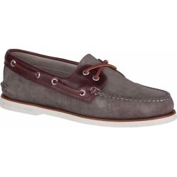 Sperry Men's Gold Cup Authentic Original 2-Eye Nubuck Boat Shoes found on Bargain Bro India from sunandski.com for $63.86
