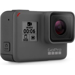 GoPro HERO6 Black Camera + SD Card
