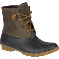 Sperry Women's Saltwater Duck Rain Boots found on Bargain Bro India from sunandski.com for $100.00