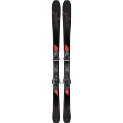 Salomon Men's XDR 80 TI Skis with Z12 GW F80 Bindings '20