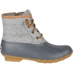 Sperry Women's Saltwater Embossed Wool Rain Boots found on Bargain Bro Philippines from sunandski.com for $120.00