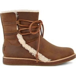 UGG Women's Luisa Snow Boots found on Bargain Bro from sunandski.com for USD $70.57