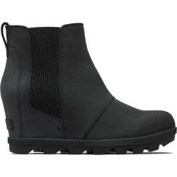 Sorel Women's Joan Of Artic Wedge II Chelsea Boots Black