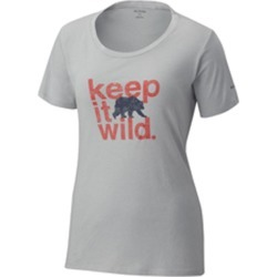 Columbia Women's Outdoor Elements II T Shirt found on Bargain Bro India from sunandski.com for $9.85