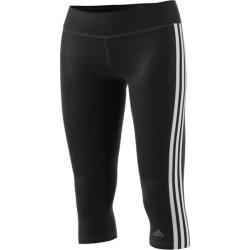 Adidas Women's D2M 3S 3-Quarter Tights