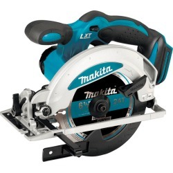 Makita LXT 6-1/2 in. 18 volt Cordless Compact Circular Saw 3700 rpm
