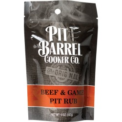 Pit Barrel Cooker Co. Beef and Game BBQ Rub 5 oz. found on Bargain Bro India from acehardware.com for $8.99