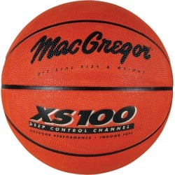 MacGregor XS100 Orange Indoor and Outdoor Basketball