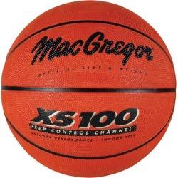 MacGregor XS100 Orange Indoor and Outdoor Basketball