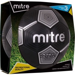 Mitre Attack #3 Soccer Ball Under 8 year
