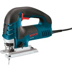 Bosch 1 in. Corded Keyless Top Handle Jig Saw 120 volt 7 amps 3100 spm found on Bargain Bro India from acehardware.com for $159.99