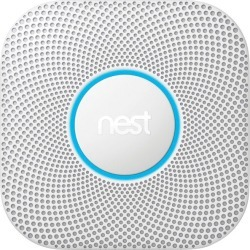 Google Nest Hard-Wired w/Battery Back-up Split-Spectrum Smoke and Carbon Monoxide Detector w/Wi- found on Bargain Bro India from acehardware.com for $119.99