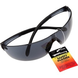 Forney StarLite Squared Impact-Resistant Safety Glasses Gray Lens 1 pc. found on Bargain Bro India from acehardware.com for $7.59