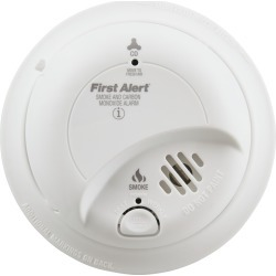 BRK Battery Electrochemical Smoke and Carbon Monoxide Detector found on Bargain Bro India from acehardware.com for $32.99