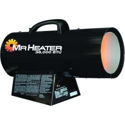 Mr. Heater Forced Air 950 sq. ft. Propane Portable Heater