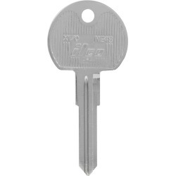 Hillman KeyKrafter House/Office Universal Key Blank 2066 RV1 Double sided