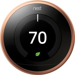 Google Nest Built In WiFi Heating and Cooling Dial Smart Thermostat found on Bargain Bro India from acehardware.com for $249.99